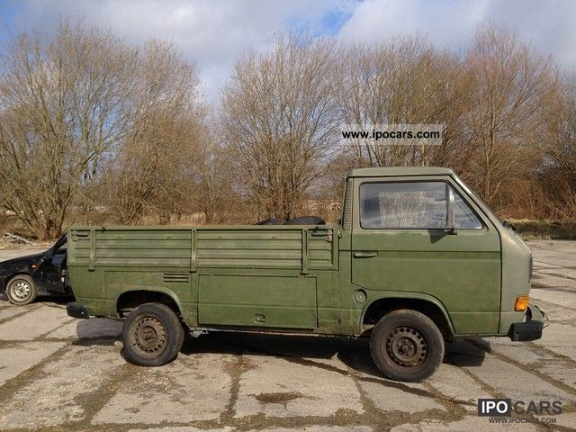 1983 Volkswagen  Transporter 245 041 Other Used vehicle photo