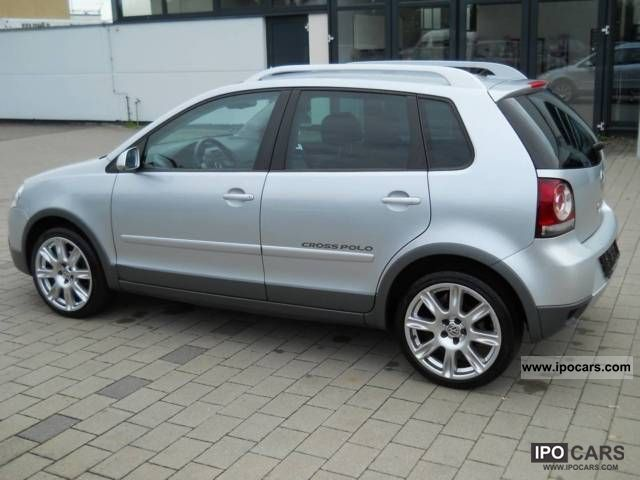 2007 volkswagen crossgolf 1 6 related infomation specifications weili automotive network. Black Bedroom Furniture Sets. Home Design Ideas