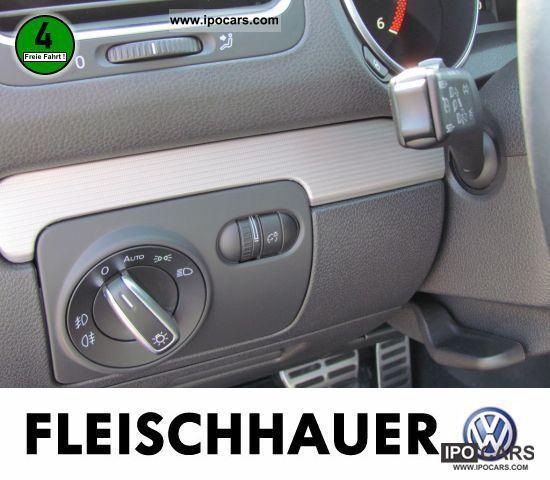 2010 Volkswagen Golf VI 2.0 TDI R Line AIR NAVI Plus