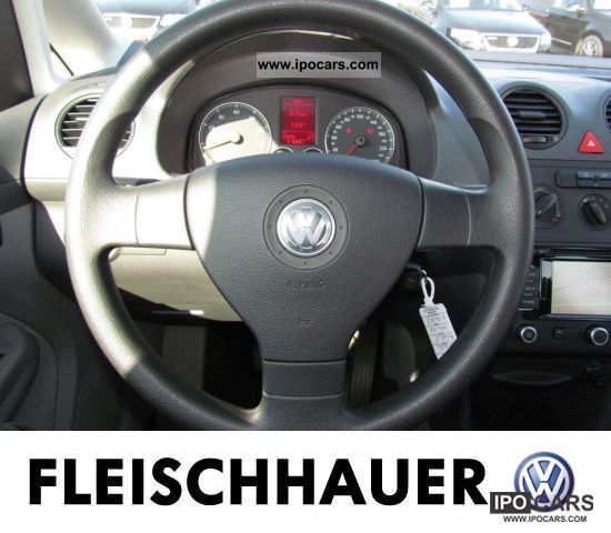 Mazda 6 2 0 Sport Nav 5dr Estate Tourer: 2009 Volkswagen Caddy Life EcoFuel 2.0 AIR NAVIGATION