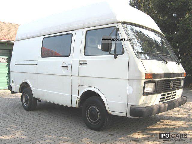 1991 Volkswagen Lt 28 Maxi 130 000 Km Ahk Car Photo And