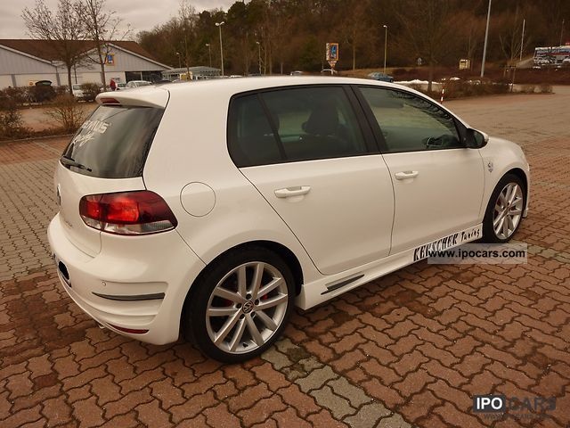 2010 volkswagen golf 1 4 tsi highline 160 hp with body kit car photo and specs. Black Bedroom Furniture Sets. Home Design Ideas