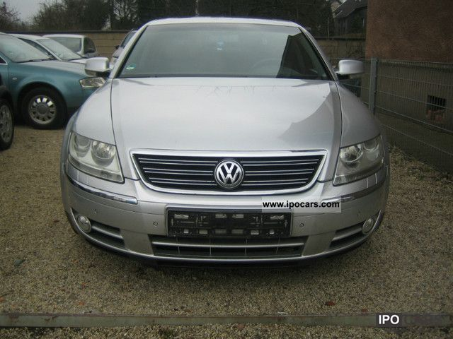 2004 volkswagen phaeton 3 0 v6 tdi auto 5 seat car. Black Bedroom Furniture Sets. Home Design Ideas