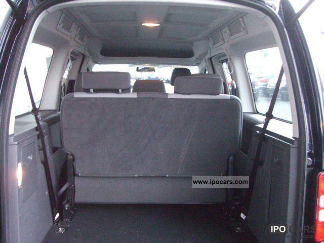 2011 volkswagen caddy 1 6 tdi trendline plus maxi rate car photo and specs. Black Bedroom Furniture Sets. Home Design Ideas