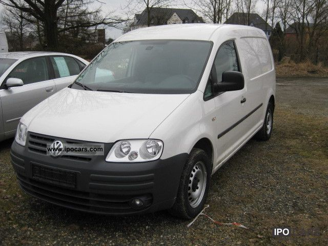 2009 volkswagen caddy 1 9 tdi dpf dsg maxi kastenwunikat. Black Bedroom Furniture Sets. Home Design Ideas