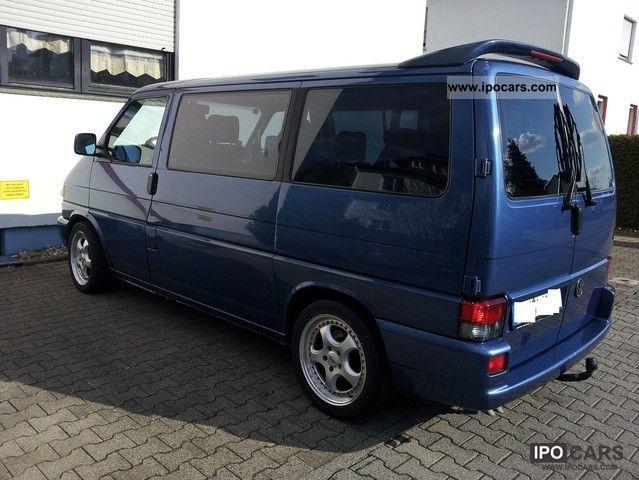 1997 volkswagen transporter t4 tdi 7db1y2 car photo and specs. Black Bedroom Furniture Sets. Home Design Ideas