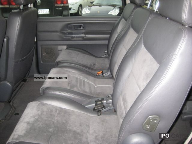 2001 volkswagen sharan 1 9 tdi highline leather navi mfd. Black Bedroom Furniture Sets. Home Design Ideas