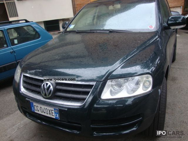 2003 Volkswagen  Touareg Other Used vehicle photo