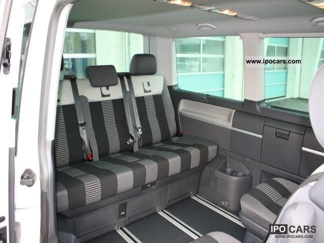 2009 Volkswagen United T5 Multivan Comfortline 2 5 Tdi