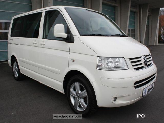 2009 volkswagen united t5 multivan comfortline 2 5 tdi. Black Bedroom Furniture Sets. Home Design Ideas