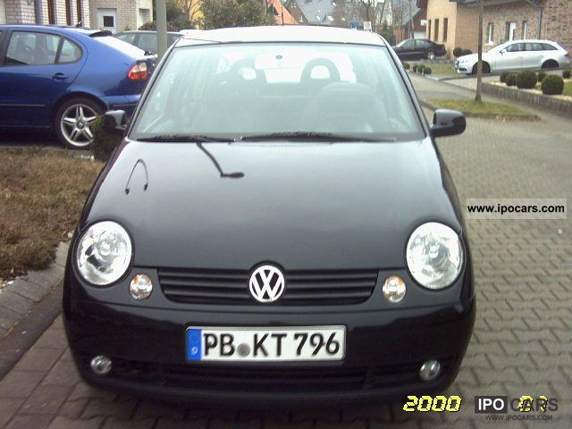 2004 volkswagen lupo 1 0 car photo and specs. Black Bedroom Furniture Sets. Home Design Ideas