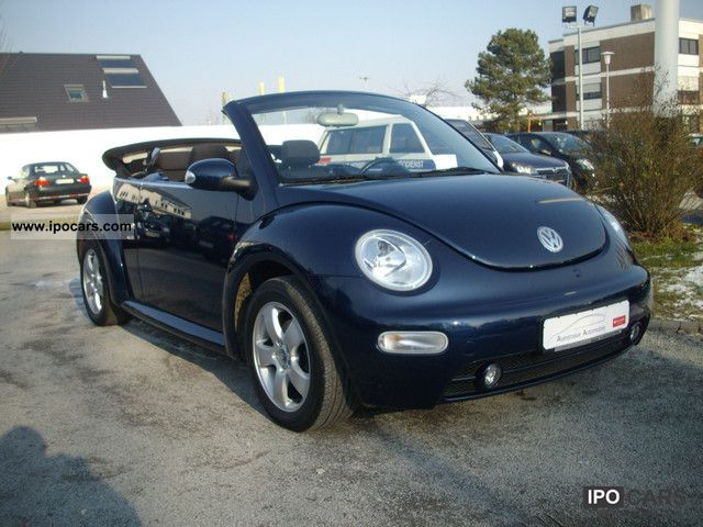 2005 Volkswagen  New Beetle Electric Vedeck Cabrio / roadster Used vehicle photo