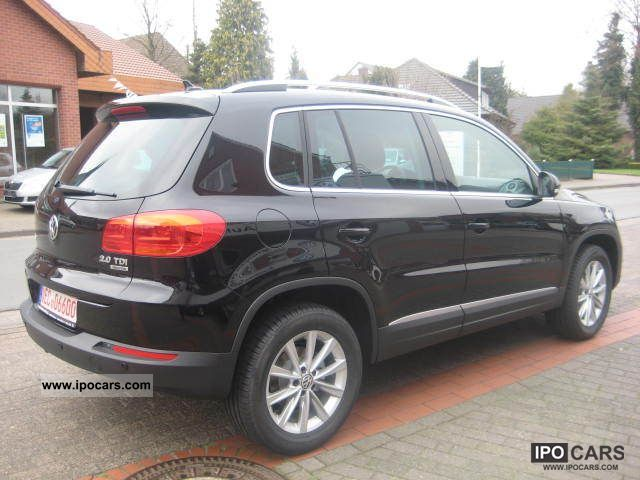 2012 Volkswagen Tiguan Sport Amp Style Car Photo And Specs