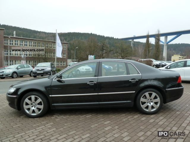 2006 Volkswagen Phaeton V10 TDI 4Motion - Car Photo and Specs