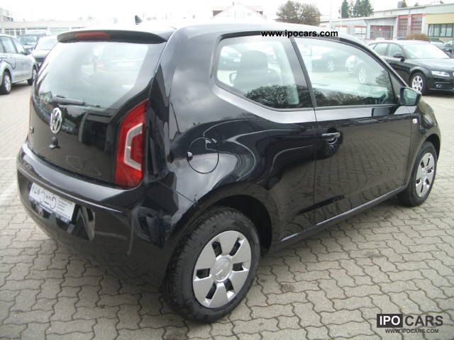 2012 volkswagen up move up 1 0 air con car photo and. Black Bedroom Furniture Sets. Home Design Ideas
