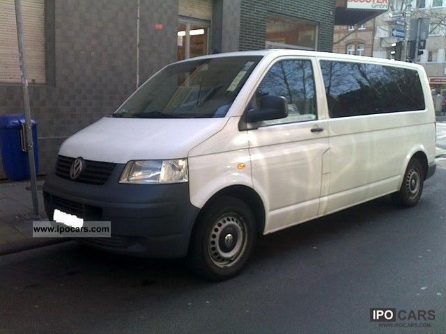 2004 Volkswagen  1.9 TDI Van / Minibus Used vehicle photo