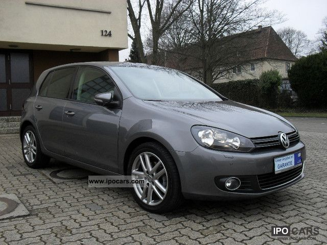2009 volkswagen golf vi 2 0 tdi dpf dsg highline dcc car photo and specs. Black Bedroom Furniture Sets. Home Design Ideas