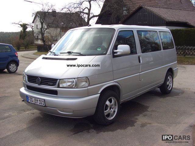 2001 volkswagen caravelle t4 tdi 7dc2y2 car photo and specs. Black Bedroom Furniture Sets. Home Design Ideas