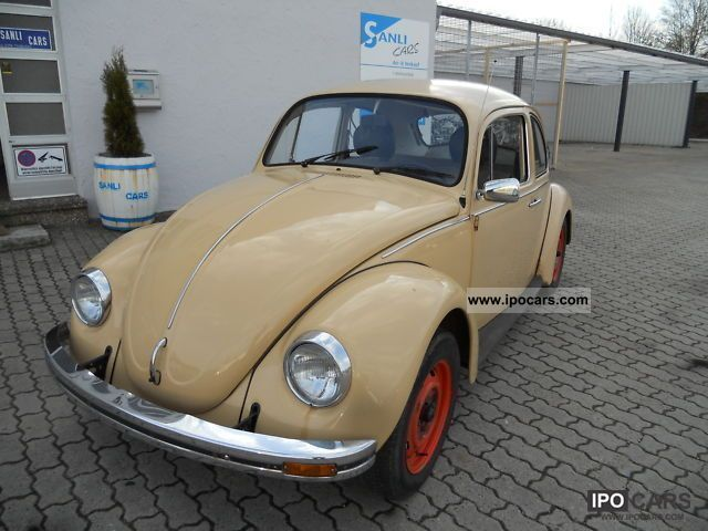 1982 Volkswagen  Mexico Vintage Beetle 1200 L Small Car Used vehicle photo
