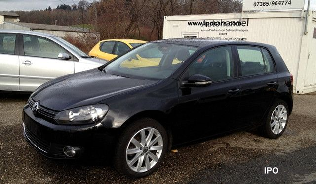 Golf Highline 2010 Golf 1.6 Tdi Dpf Highline
