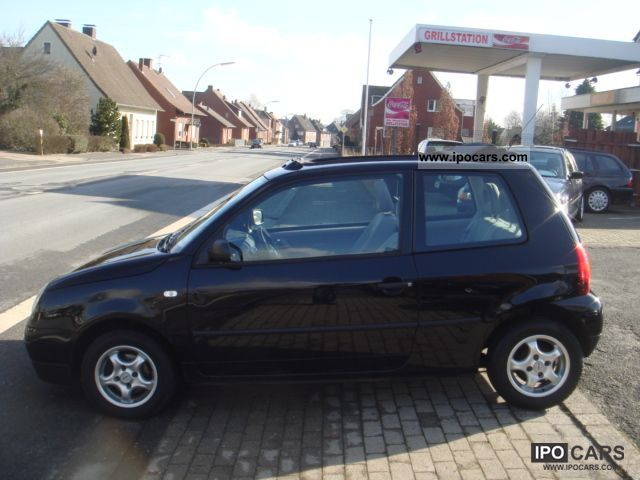 2001 volkswagen lupo 1 0 comfortline open air car photo and specs. Black Bedroom Furniture Sets. Home Design Ideas