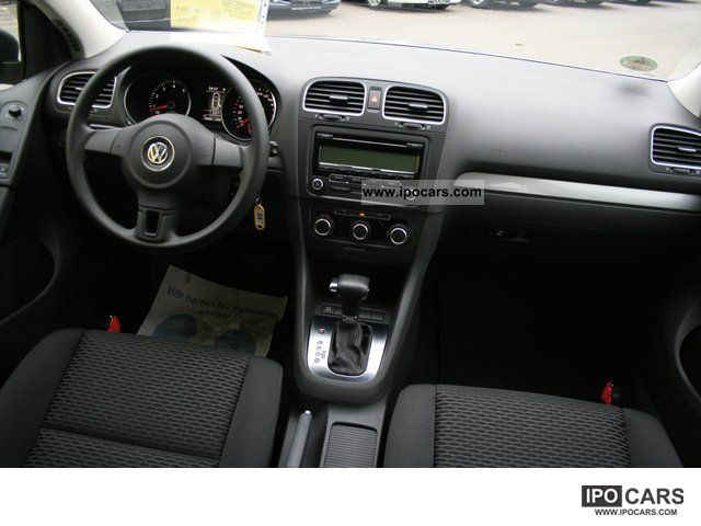 2009 volkswagen golf 6 tsi trendline automatic air dsg car photo and specs