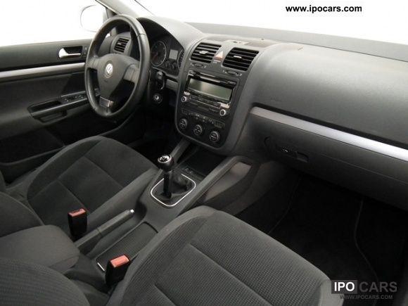 2009 Volkswagen Golf Variant 2.0 TDI Comfortline air / SHZ - Car Photo ...
