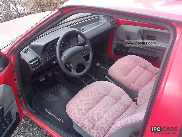 1988 Volkswagen Polo Fox - Car Photo and Specs