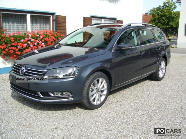 2011 volkswagen passat 2 0 highline tdi cr dpf bl car. Black Bedroom Furniture Sets. Home Design Ideas