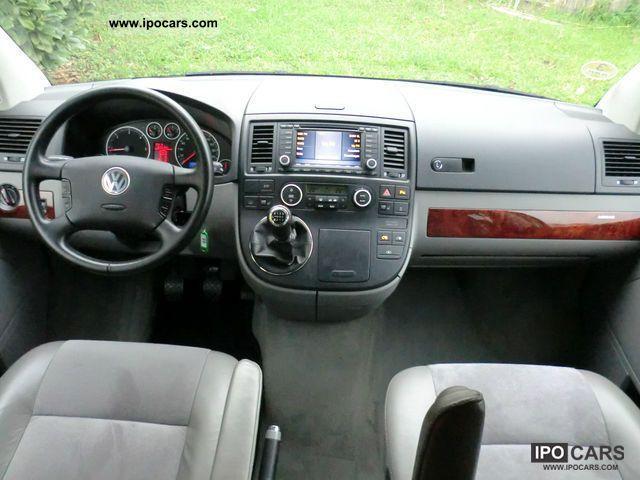 2005 Volkswagen T5 Multivan 4motion Highline Differential
