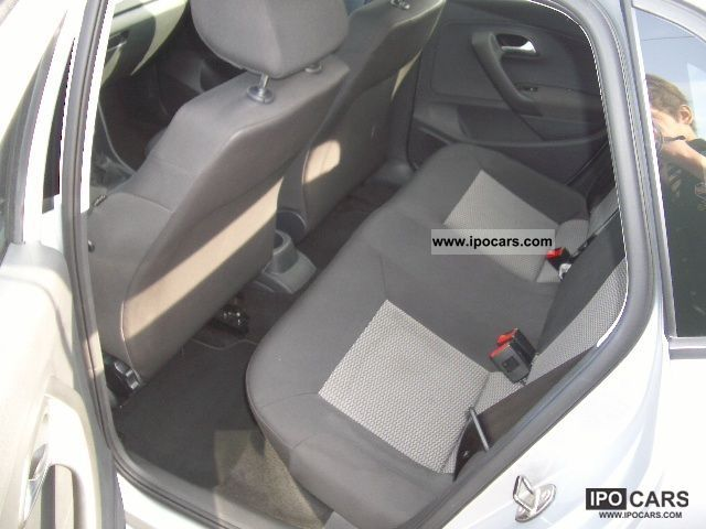 2010 Volkswagen Polo 1 4 Advance / Air / CD Radio / ESP