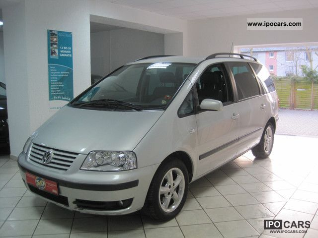 2001 Volkswagen  1.9 TDI Highline LEATHER NAVI + + + FULL PARTIKELFILT Van / Minibus Used vehicle photo