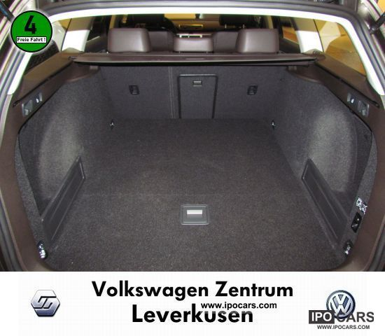 2011 Volkswagen Passat 2.0 TDI 4MOTION Alltrack BMT