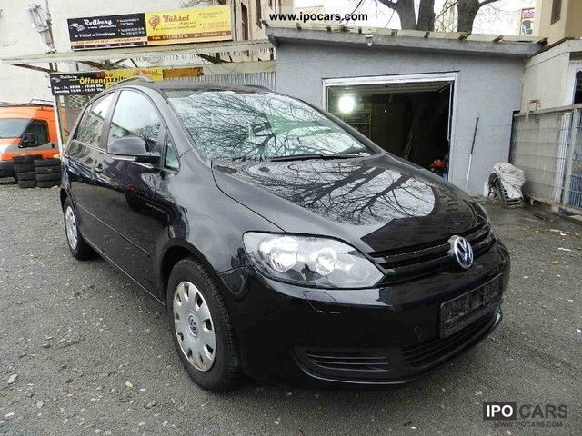 2009 volkswagen golf plus 1 6 tdi dpf car photo and specs. Black Bedroom Furniture Sets. Home Design Ideas
