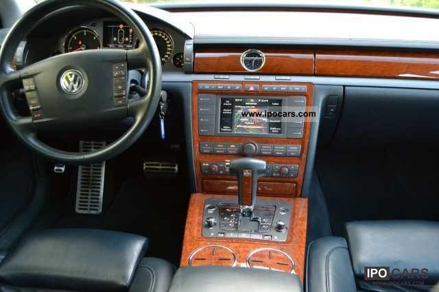 Volkswagen Phaeton 49 V10 Tdi 313 Hp