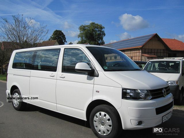2010 volkswagen t5 caravelle 2 0 tdi comfortline gp lr. Black Bedroom Furniture Sets. Home Design Ideas