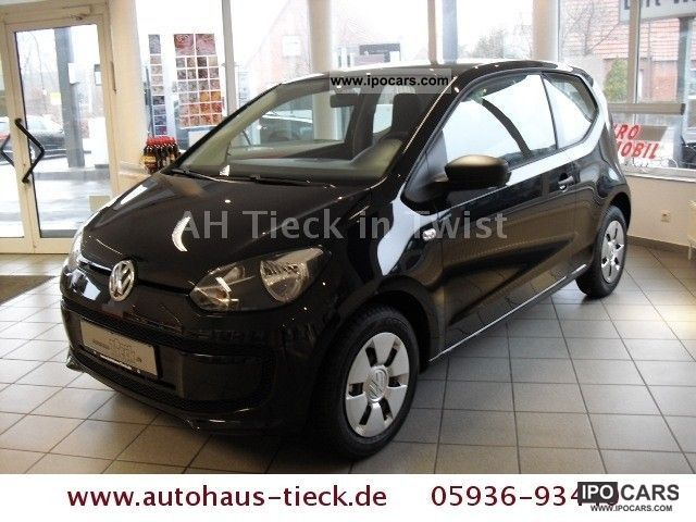 2011 volkswagen take up 1 0 liter 44 kw 5 speed air navi. Black Bedroom Furniture Sets. Home Design Ideas