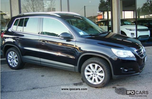 2008 volkswagen tiguan 2 0 tdi sport style 4x4 automatic. Black Bedroom Furniture Sets. Home Design Ideas