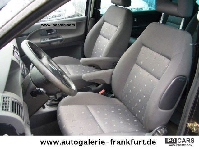 volkswagen sharan  tdi  seats gps exp  eur car photo  specs