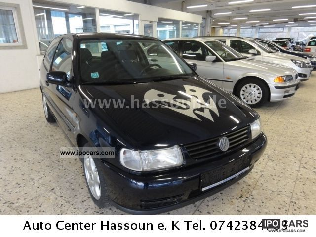1998 Volkswagen  Polo 1.6 Small Car Used vehicle photo