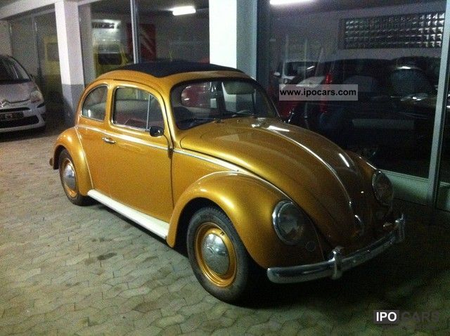 Volkswagen  Beetle 1960 Vintage, Classic and Old Cars photo
