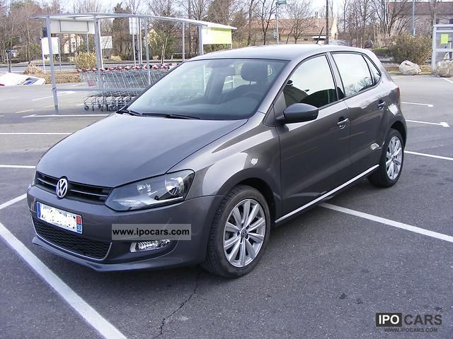2010 Volkswagen Polo - Car Photo and Specs