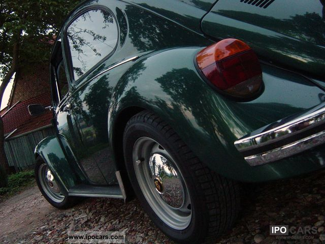 1997 Volkswagen  Beetle Small Car Used vehicle photo