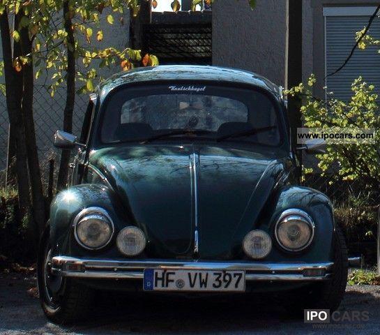 Vw Bug 1776 Engine Hp: 1997 Volkswagen Beetle