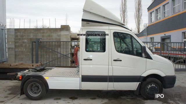 2008 Volkswagen Crafter 2 5tdi Mini Truck Up To 3 5t Other Used Vehicle Photo
