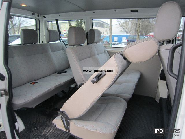 2002 Volkswagen Transporter T4 2 5 Tdi Air Seats 8 1