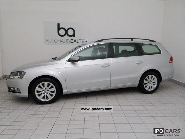 2011 Volkswagen Passat 2.0 TDI BlueMotion / Climatronic / Sitzhzg ...