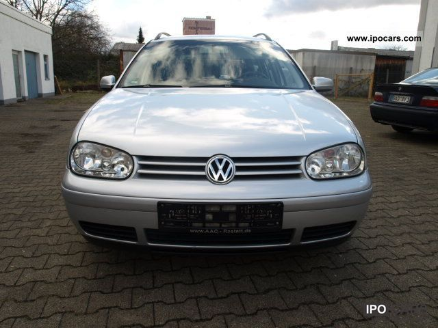 2005 Volkswagen  Pacific Golf Variant 1.4 Estate Car Used vehicle photo
