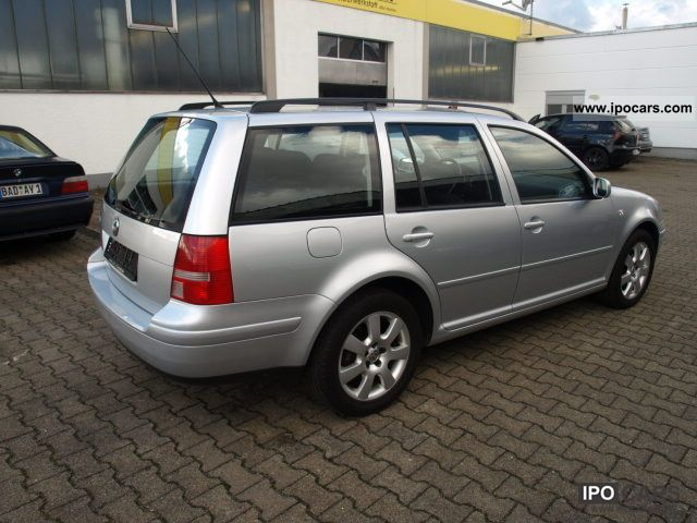 2005 volkswagen pacific golf variant 1 4 car photo and specs