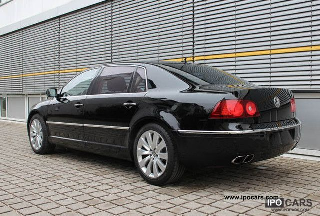 2009 Volkswagen Phaeton 6 0 W12 L4 4m Seats Mod 2010 Keramikbre Car Photo And Specs